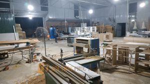 Xưởng sản xuất nội thất Phúc Thọ
