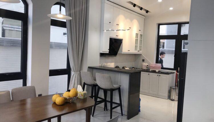 Hoàn thiện nội thất nhà bếp anh Nam – Vinhome- Hải Phòng